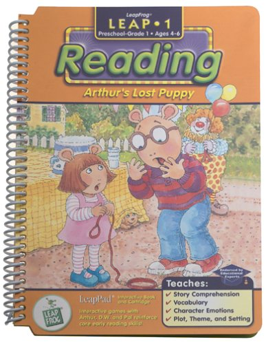 "LeapFrog LeapPad: Leap 1 Reading - ""Arthur's Lost Puppy"" ..."