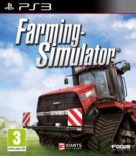Farming Simulator 2013 (PS3) (UK IMPORT) by KOCH