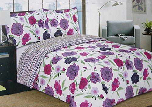 Juniper Bay Comforter Mini Set - Ashley Floral (Full/Queen)