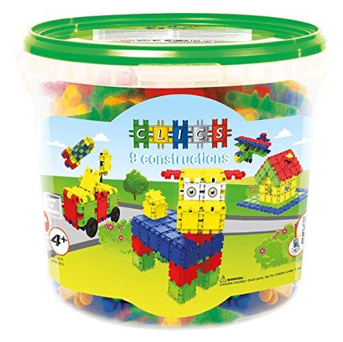Clics CB175 Bucket 175 Pieces product image