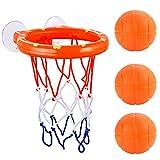 Best Bathtub Toy With Balls - Bignc Bath Toy Basketball Hoop & Balls Set Review