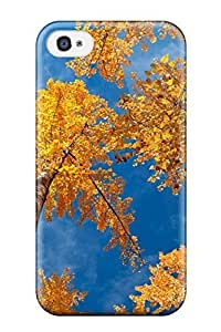 Hot Nature Earth First Grade Tpu Phone Case For Iphone 4/4s Case Cover