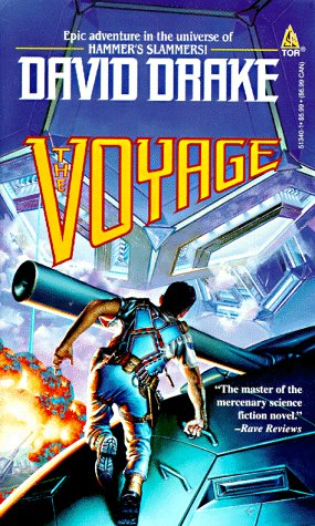 book cover of The Voyage