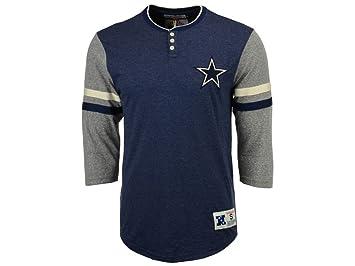 more photos ed993 ef921 Amazon.com : Dallas Cowboys Mitchell & Ness 2.0 Home Stretch ...