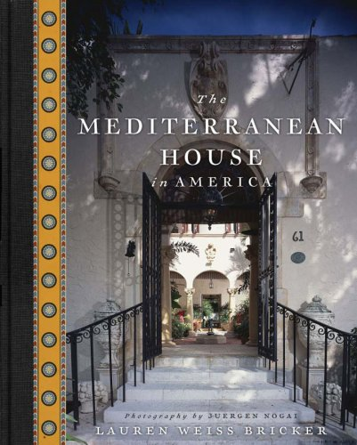 Mediterranean House America Lauren Bricker product image