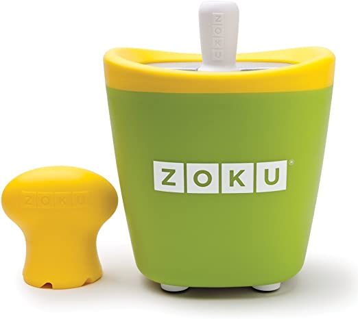 Blue Zoku Single Quick Pop Maker
