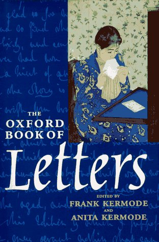 The Oxford Book of Letters - Island Company Blue Oxford