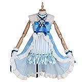 Love Live! Sunshine! Aqours Ruby Kurosawa Winter Snow Cosplay Costume