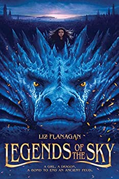 Legends of the Sky by Liz Flanagan science fiction and fantasy book and audiobook reviews