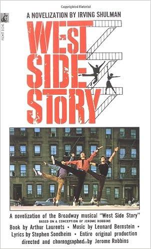 West Side Story Shulman Irving 9780671725662 Books