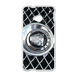 SVF Famous car logo Laguar Phone case for Htc one M7