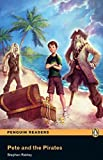 Easystart: Pete and the Pirates Book and CD Pack (Pearson English Graded Readers)
