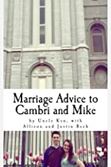 Marriage Advice to Cambri and Mike Paperback