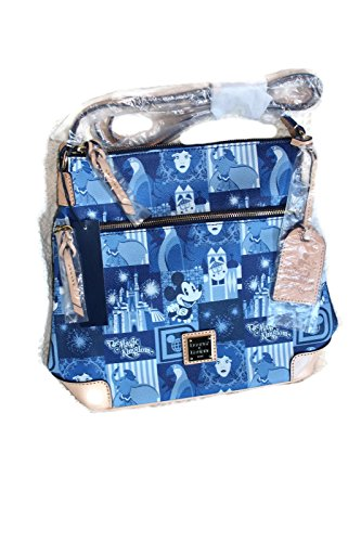Carrier amp; Anniversary Leather Kingdom 45th Magic Dooney by Bourke Letter POgqn