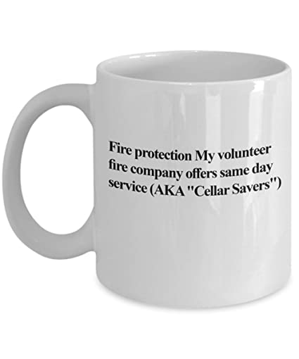 Amazon Com Fire Protection My Volunteer Fire Company Offers Same
