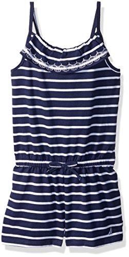 Nautica Girls Fashion Romper