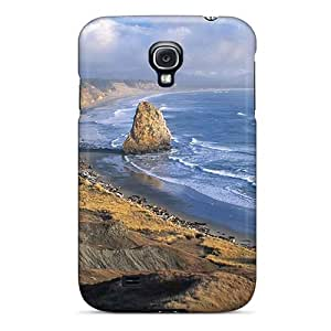 DustinHVance Snap On Hard Case Cover Rugged Oregon Seacoast Protector For Galaxy S4