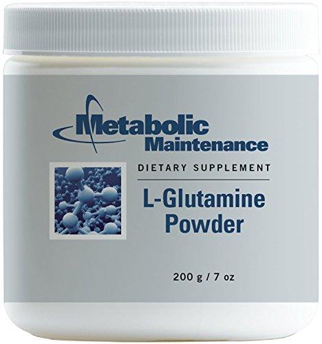 Metabolic Maintenance - L-Glutamine Powder - 1000 mg, Amino Acid Support for Gut Health, 200 Grams