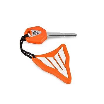 Yamaha MT Llave Cover - Llavero, color naranja/blanco ...