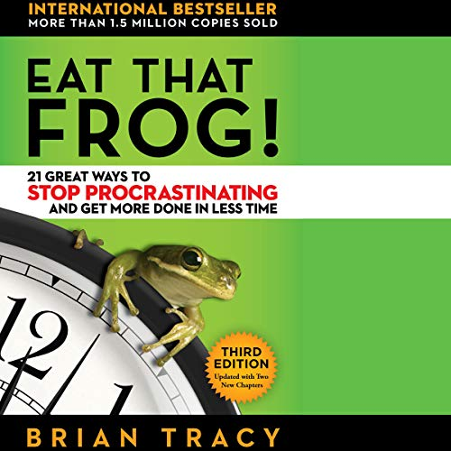 Eat That Frog! Audiobook [Free Download by Trial] thumbnail