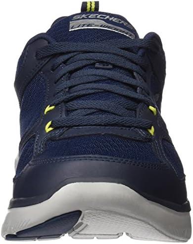 Details about Skechers Shoes – Flex Advantage 2.0 Lindman bluelime