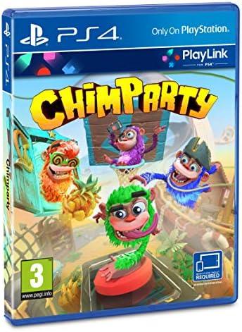 Chimparty - PlayStation 4 [Importación inglesa]: Amazon.es ...