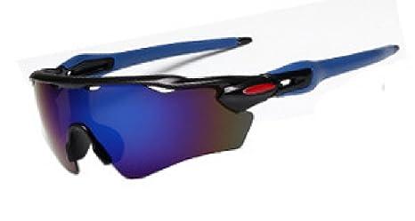 DAUCO TR90 UV400 Unisex Gafas de Sol Deportivas Polarizadas-para Deporte y Aire Libre Ciclismo Conducción Pesca Esquiar Golf Correr