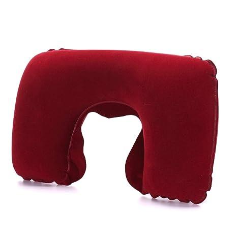 changping Almohada Inflable para el Cuello en Forma de U ...
