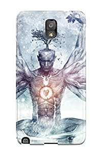 Awesome UGVqfag6430bGOwy Marie K Floyd Defender Tpu Hard Case Cover For Galaxy Note 3- The Facets Of Man