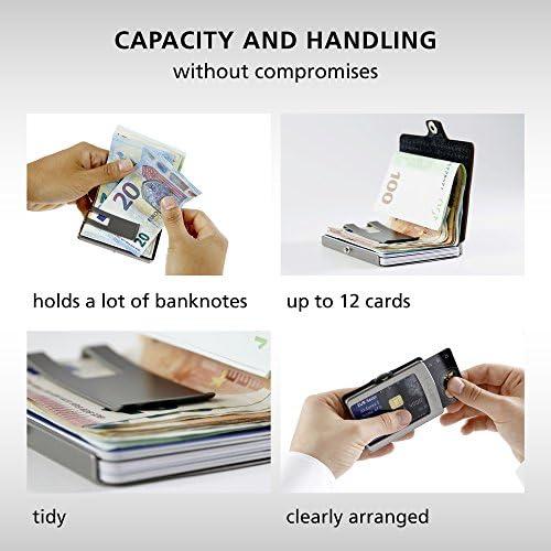 Lot de 2 I-CLIP /® RFID Protection-Carte