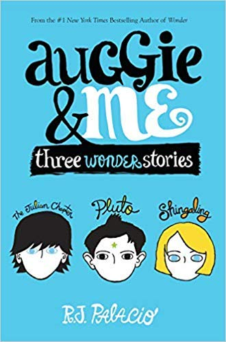 - Auggie & Me: Three Wonder Stories-[by R. J. Palacio] - [Hardcover] :: Best Sold Book in - Children's Special Needs