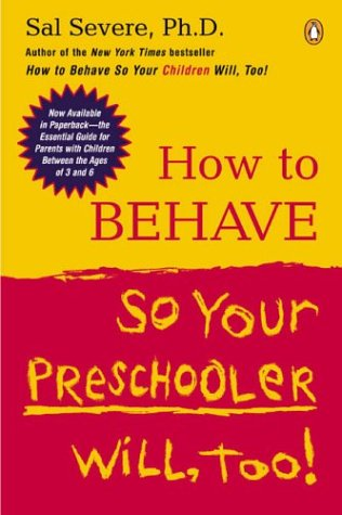 How Behave Your Preschooler Will