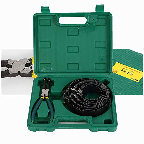 14pcs Piston Ring Compressor tools Heavy Duty Auto Engines