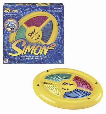 Simon 2 Game by Milton Bradley