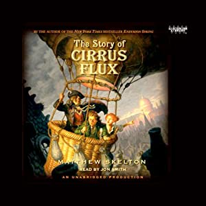The Story of Cirrus Flux Audiobook