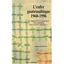 L'enfer Guatemalteque 1960-1996