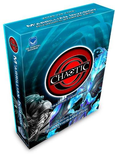 Chaotic M'arrillion Invasion Starter Deck