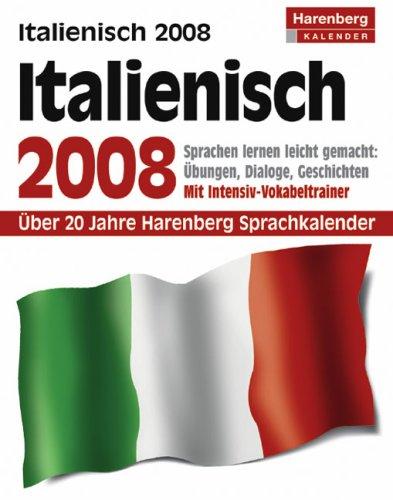 Harenberg Sprachkalender Italienisch 2008