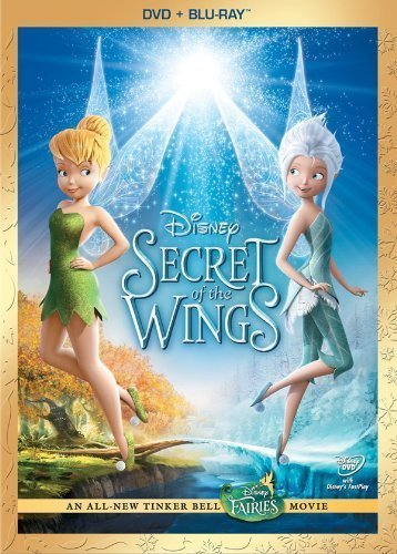 Secret Of The Wings (Two-Disc Blu-ray/DVD Combo) by Walt Disney Studios Home Entertainment