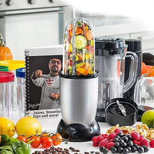 El nuevo We Bullet-Robot de cocina multifunción con el exprimidor ...