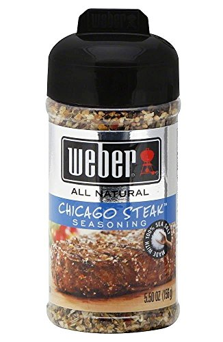 Weber Chicago Steak Seasoning Pack