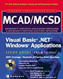 MCSD Visual Basic.NET Windows Applications Study Guide, David Panagrosso and Lyle Bryant, 0072125837