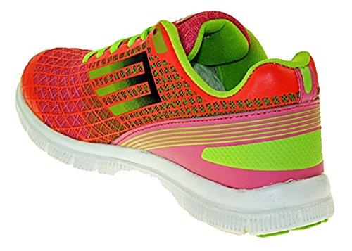 Schuhe Sneaker Damen Turnschuhe 421 Neon Neu Sportschuhe Art wICq6xHI