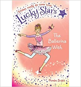 Book [(Lucky Stars #5: Wish Upon a Superstar )] [Author: Phoebe Bright] [Nov-2012]