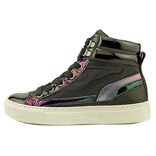Bronx K Town Kvinnor Sneakers, Svart, 8 M Oss Svart