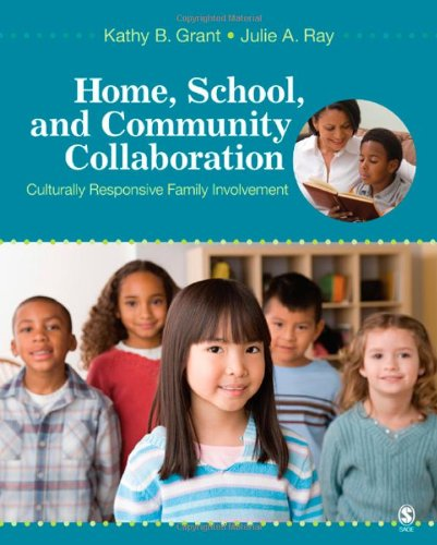 Home, School, and Community Collaboration: Culturally Responsive Family Involvement