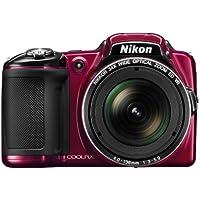 Nikon COOLPIX L830 Digital Camera (Red)
