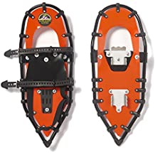 NORTHERN LITES Race Snowshoes Orange/Black One Size
