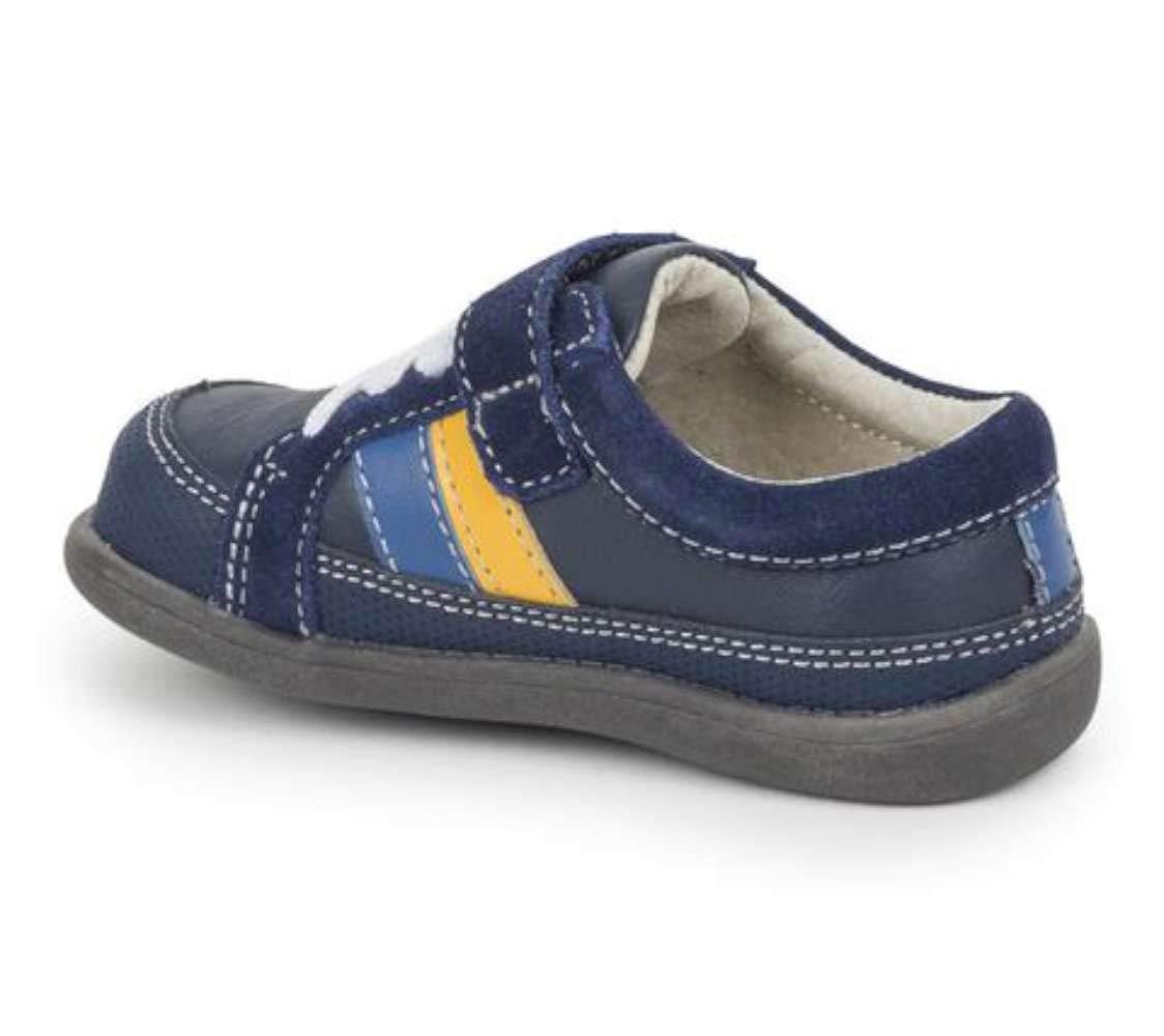 See Kai Run Boys' Randall II Sneaker, Navy, 12.5 M US Little Kid