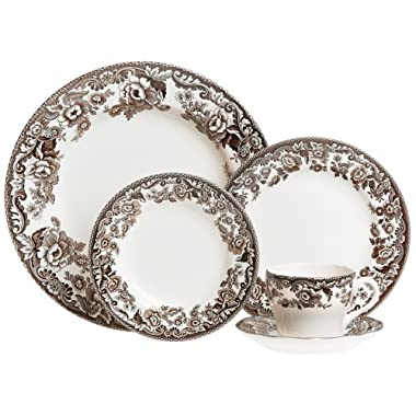 Spode Delamere 5-Piece Place Setting, Service for 1